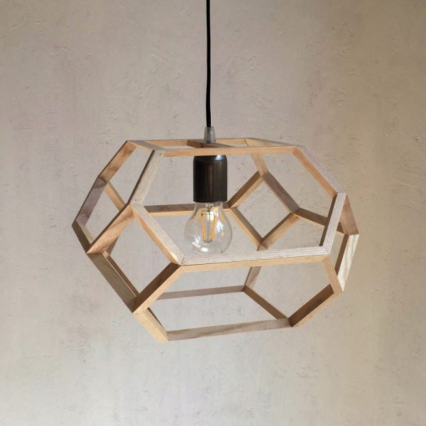 Praxidike pendant lamp