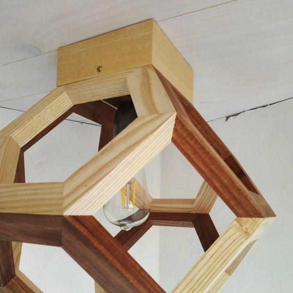 Ganimede ceiling lamp