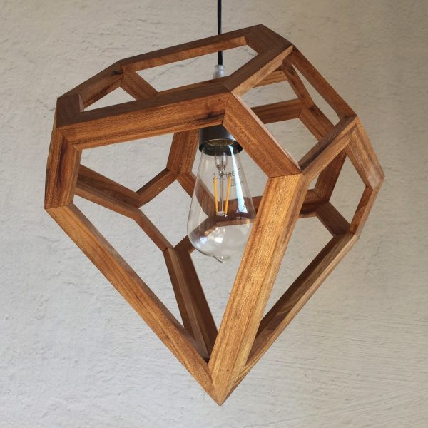 Narvi diamond pendant lamp