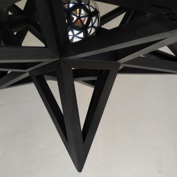 Tritone Stellated Dodecahedron